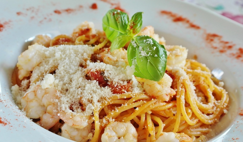 Spaghetti ou Talharim? Veja massas deliciosas no RioMar Online