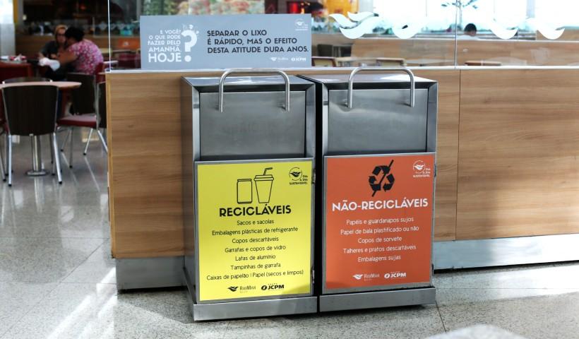 Para onde vão os resíduos gerados no RioMar?