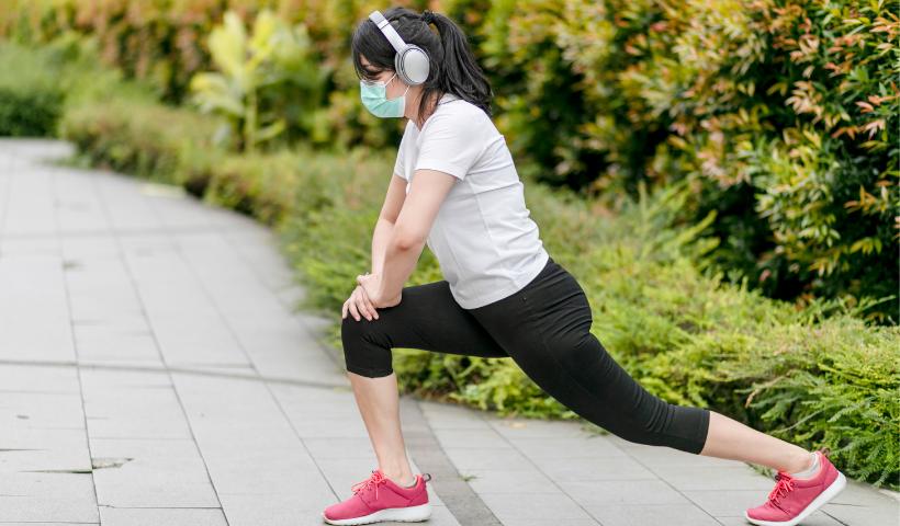 Encontre a legging para os seus exercícios no RioMar Online