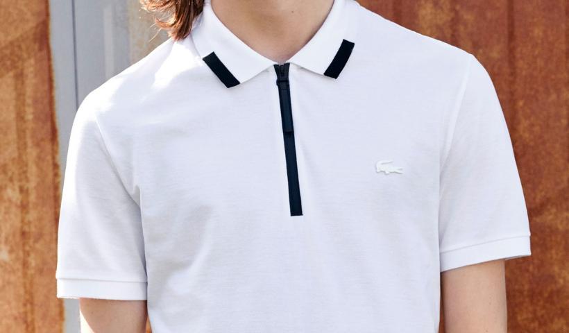 Lacoste destaca novas camisas masculinas no RioMar Online