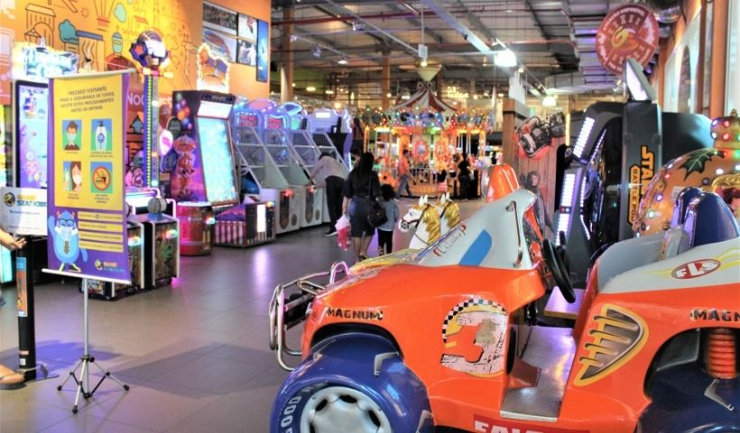 Game Station, boliche e Game Box reabrem no RioMar