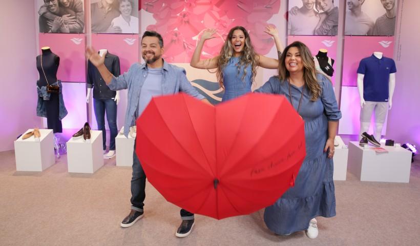 2ª Live Shop RioMar leva o clima de romance à interação online