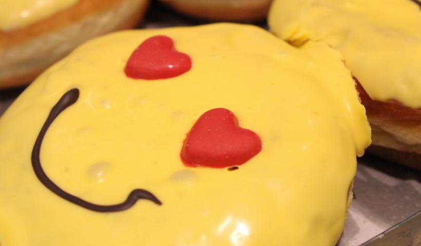 Sonho com Donuts destaca novo sabor no mês das férias