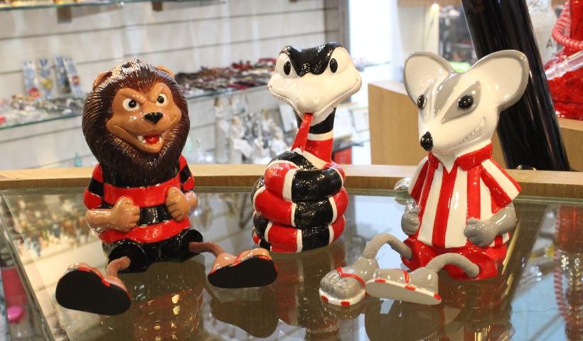Sport, Náutico ou Santa? Encontre seu mascote na Don Jobin