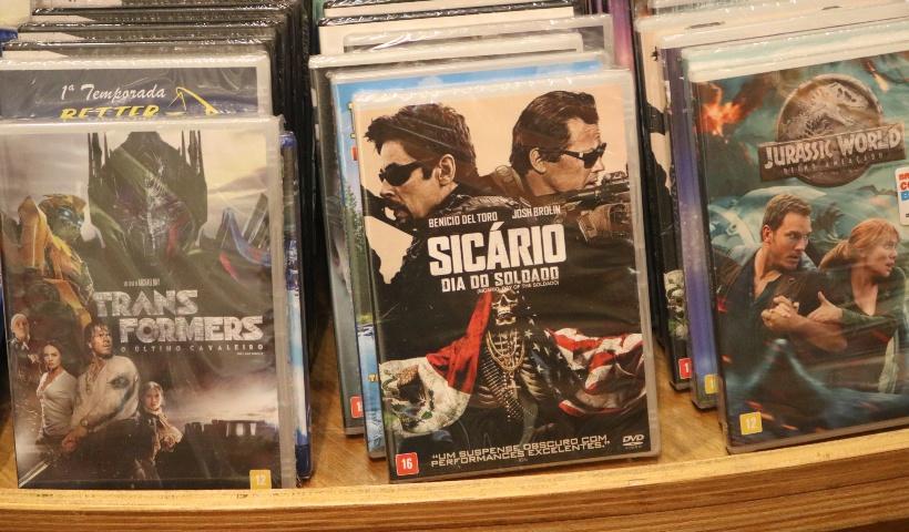 Livraria Cultura: CDs e DVDs para quem ama colecionar