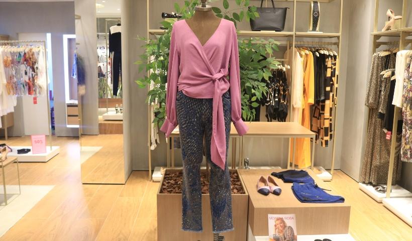 Moda feminina: Morena Rosa com até 50% de desconto