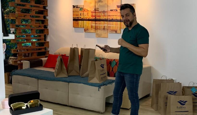 Live Shop Saldão RioMar alia interatividade com descontos de até 60%