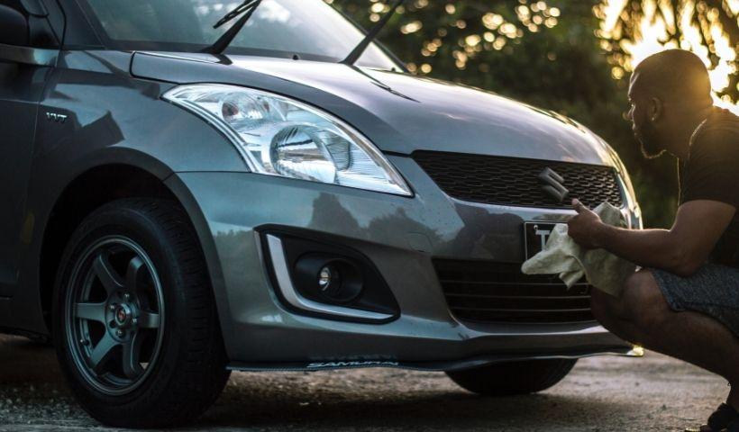 Banca do Automóvel: seu carro limpo e organizado