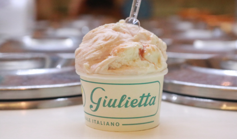 Gelato do Dia na Romeo e Giulietta sai por R$ 11