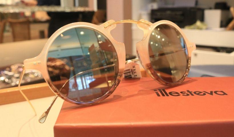 Óculos Illesteva: exclusividade da Visum no RioMar
