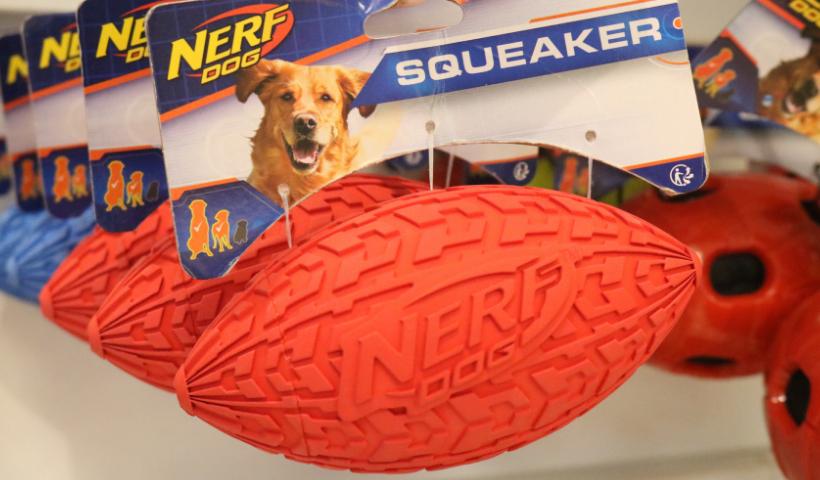 PB Kids destaca nova linha de brinquedos Nerf Dog