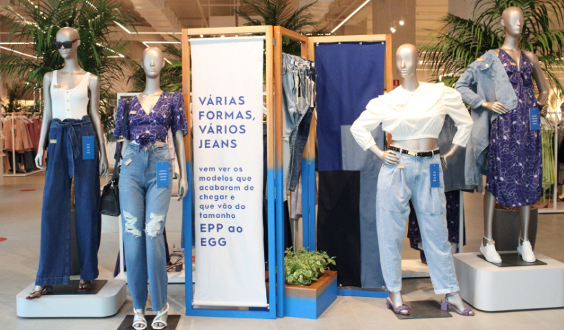 Extended Size: nova campanha da Amaro valoriza moda inclusiva