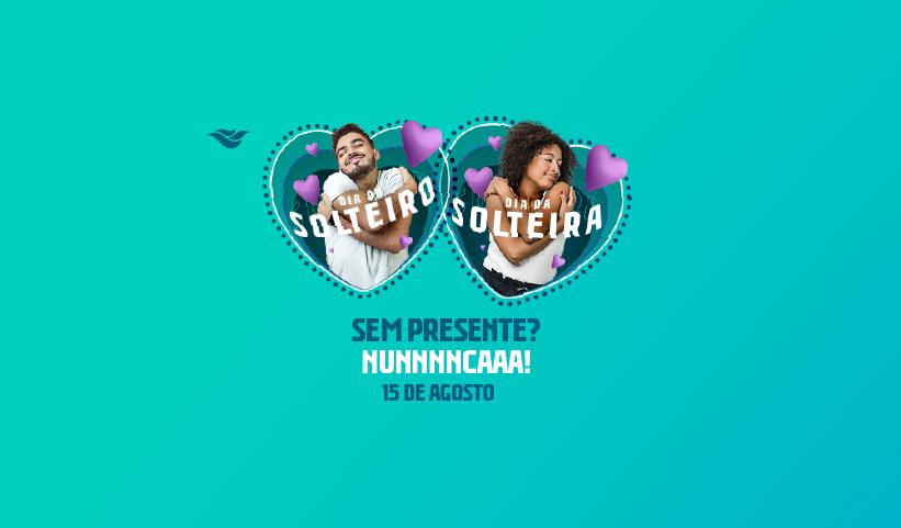 Solteiro e solteira: RioMar também celebra o dia de vocês
