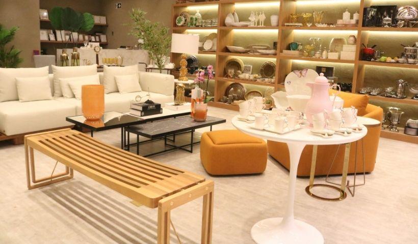 Casa NS Design chega ao RioMar e mostra a beleza dos detalhes