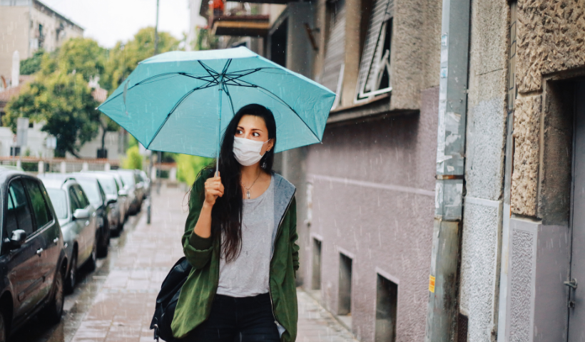 Sempre prevenido: veja onde encontrar guarda-chuva no RioMar