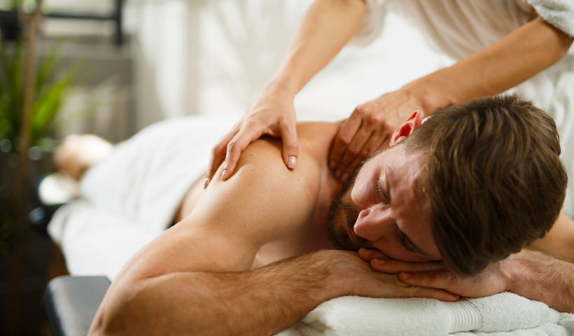 Dia dos Pais: massagens relaxantes de presente para eles