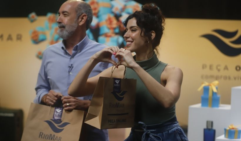Live Show RioMar acerta no coração em homenagem ao Dia dos Pais