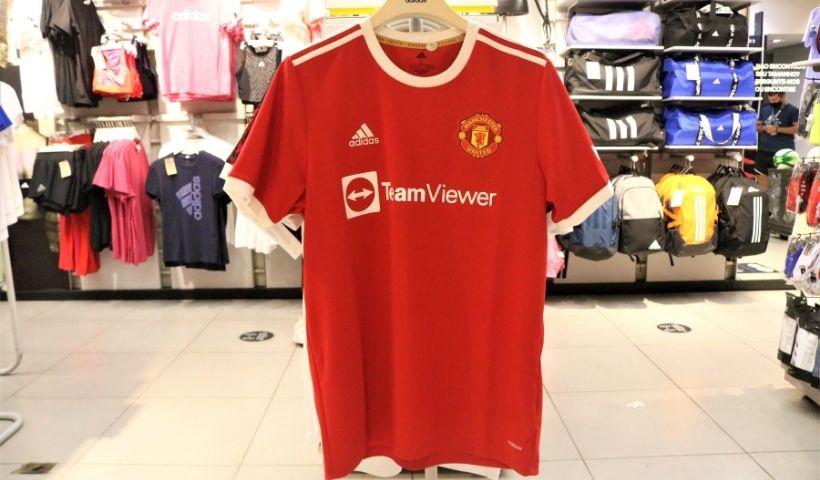 Cristiano Ronaldo no Manchester United: vista sua camisa