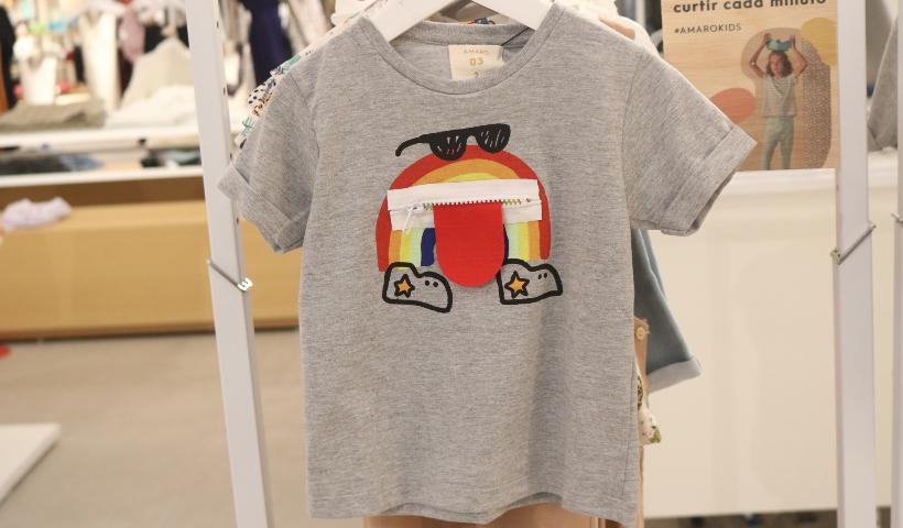 Dia das Crianças: linha de roupas infantis é novidade na Amaro