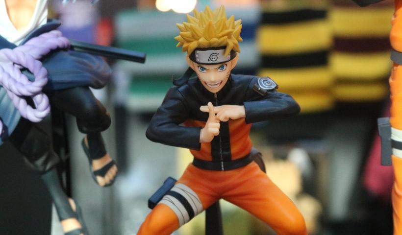 Tudo de Naruto para os fãs do anime