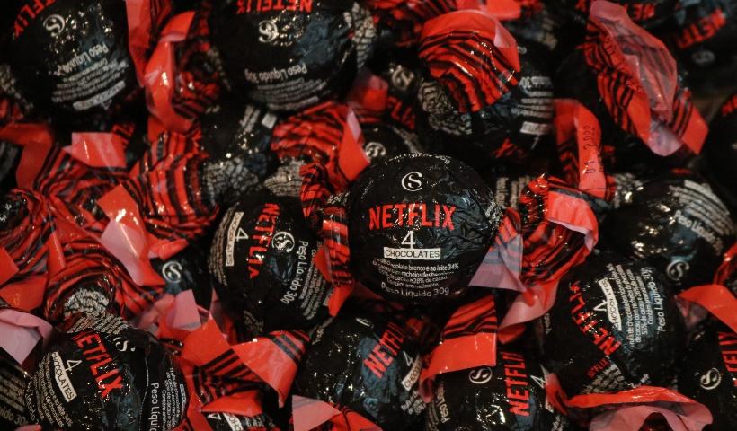 Cacau show + Netflix = Match perfeito para o domingo