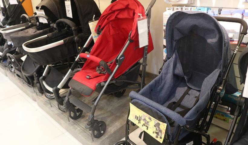 Carrinhos de bebê: conforto e praticidade para pais e filhos