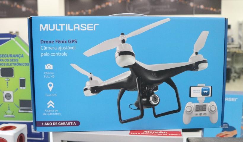 Drones: encontre nas versões infantil e pro no RioMar Recife