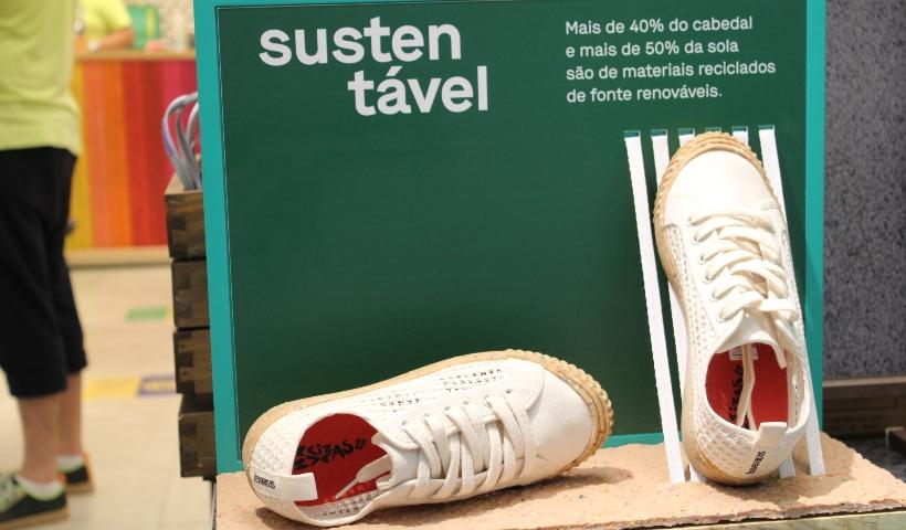 Havaianas sneakers: leves, práticas e sustentáveis
