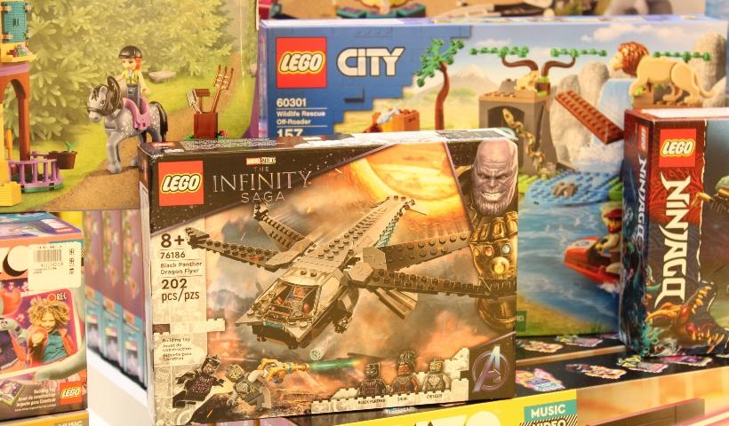 Dia das Crianças Lego: saiba quais são os mais vendidos