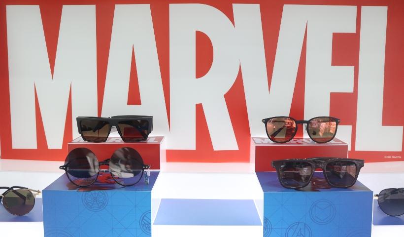 Chilli Beans aposta em nova coleção inspirada na Marvel