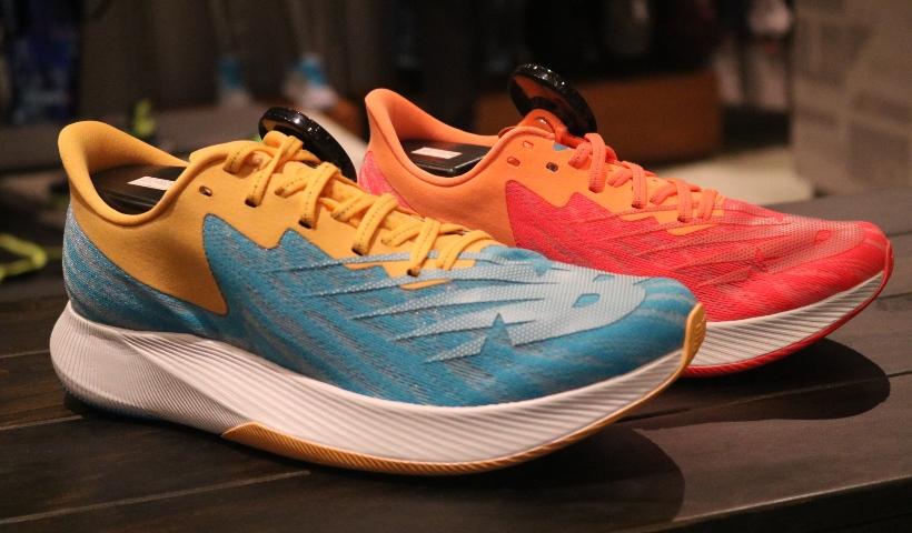 New Balance destaca calçados de alta performance