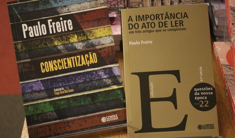 100 anos de Paulo Freire: encontre obras do educador na Cultura