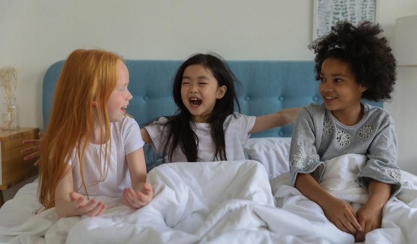 Zensono: pijamas infantis trazem conforto para os pequenos