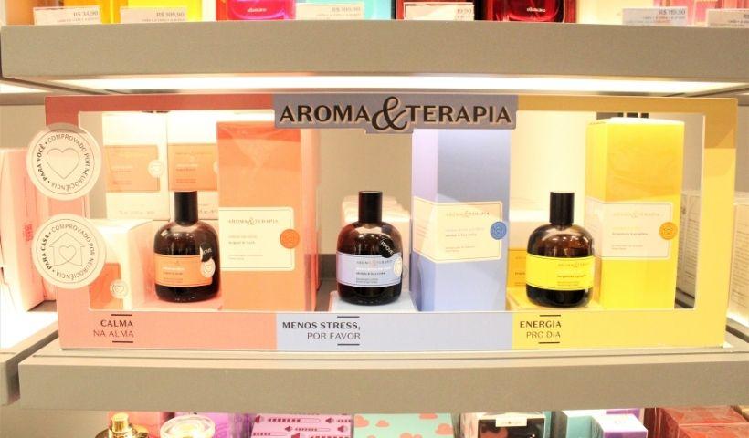 O Boticário inova com perfumaria inspirada na aromaterapia