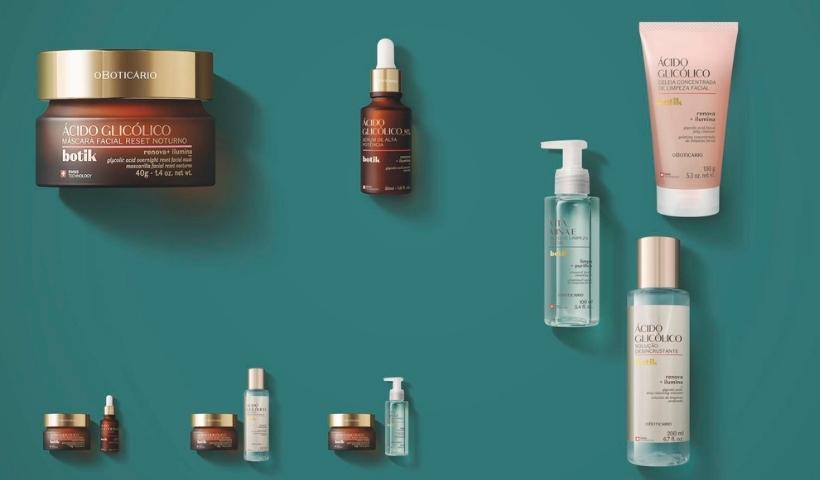 Lançamento do Boticário promete efeitos poderosos em skincare