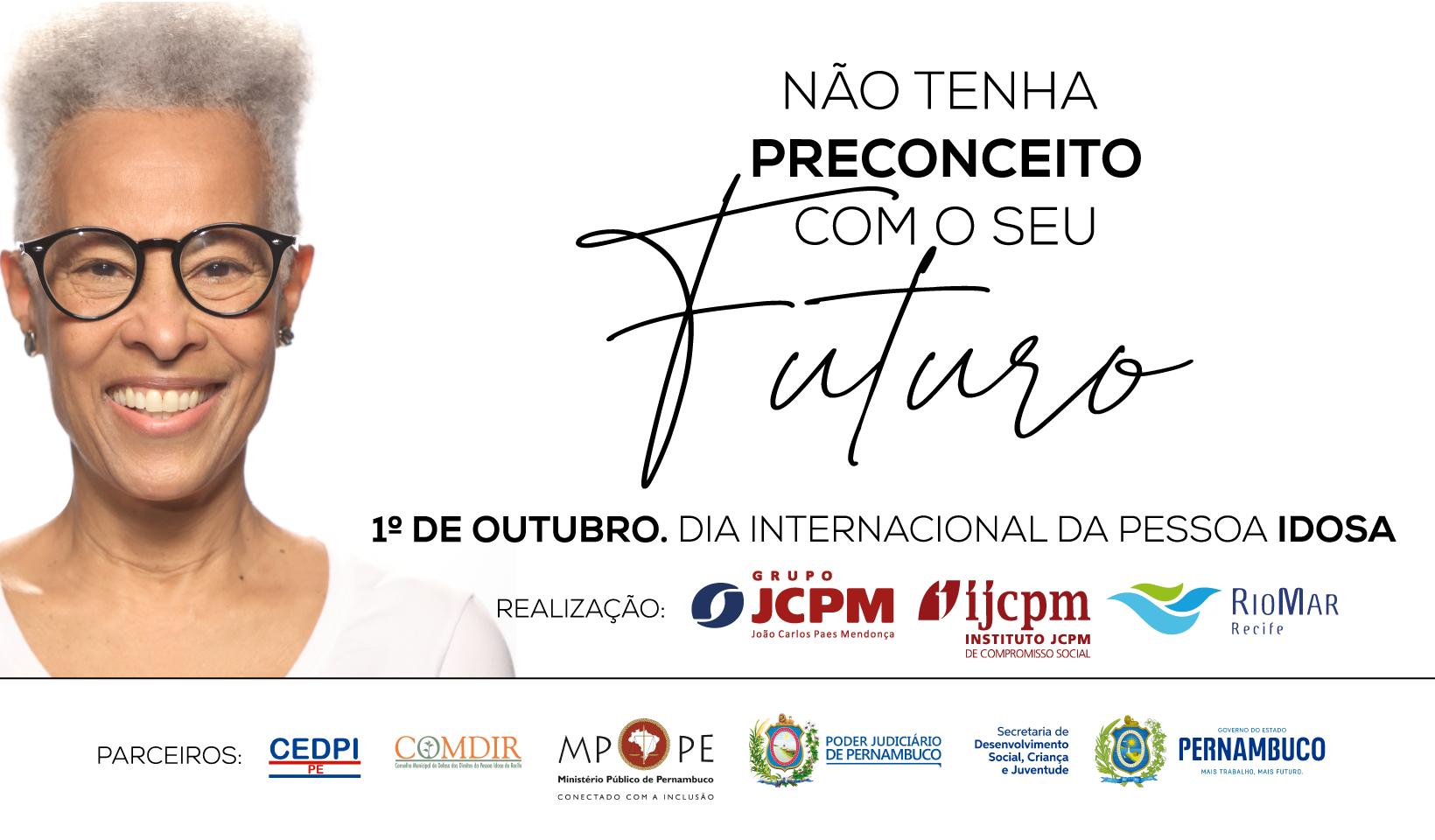 Grupo JCPM lança campanha de valorização da pessoa idosa