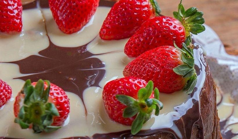 22º Festival do Morango Sweets: a torta que você gosta em casa