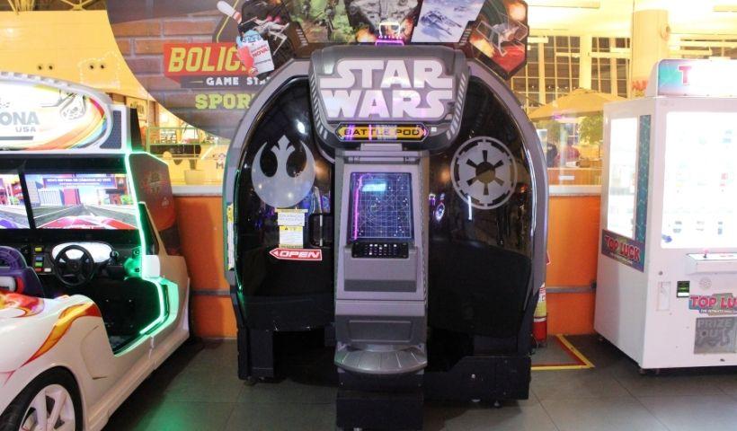Game Station transforma em jogos grandes sucessos do cinema