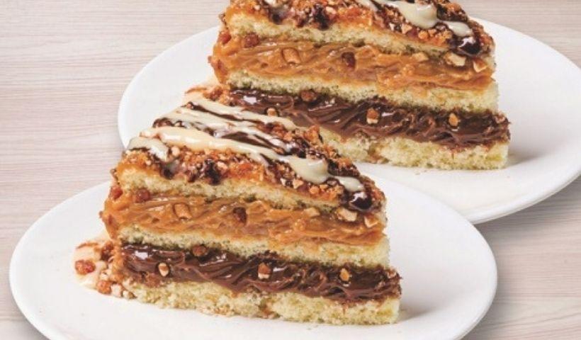 Torta com desconto deixa sua segunda-feira mais gostosa