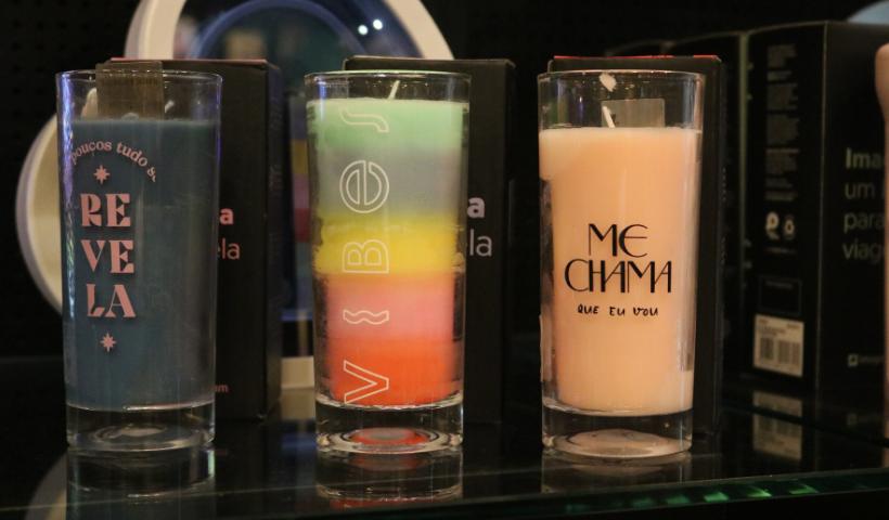 Imaginarium: novas velas criativas para apostar na décor