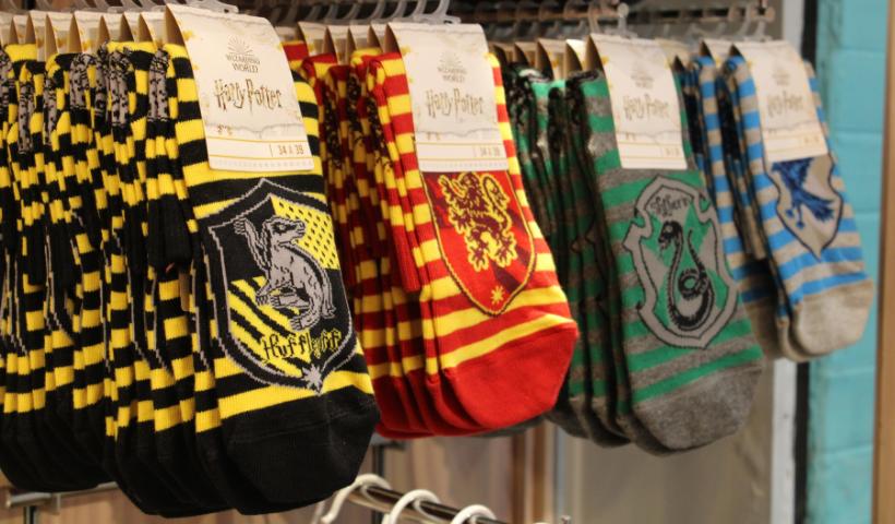 Harry Potter ganha uma coleção especial na Puket