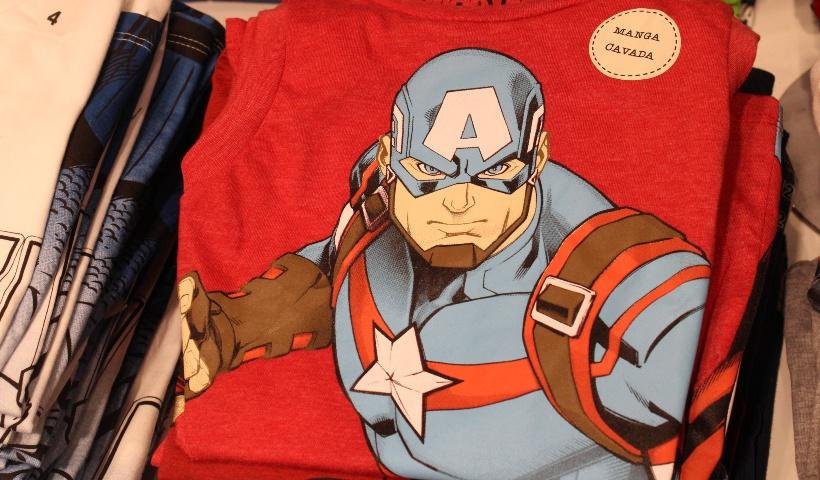 """C&A aposta na campanha """"Marvel Mania"""" para o Dia das Crianças"""