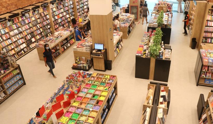 Ama livros? Livraria Leitura é novidade no RioMar Recife