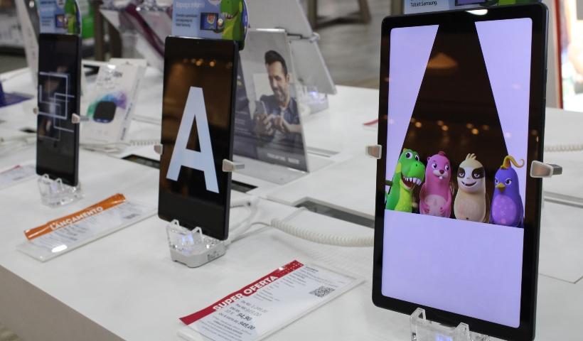 Dia das Crianças: encontre os melhores tablets no RioMar