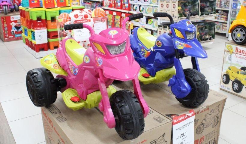 Dia das Crianças Le Biscuit: muitos brinquedos para a criançada