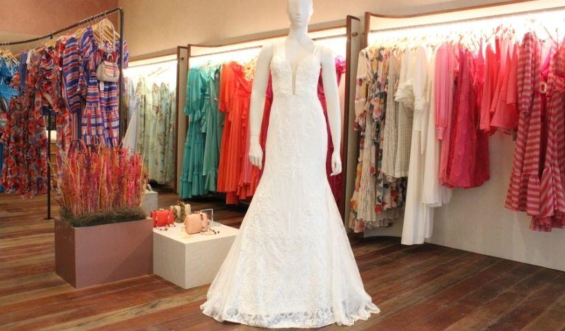 Vestidos de festa PatBo com opções até para as noivas