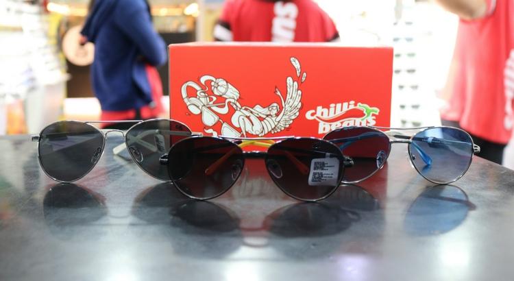 0f0cb41af Óculos de sol: proteção e estilo para a garotada | RioMar Recife