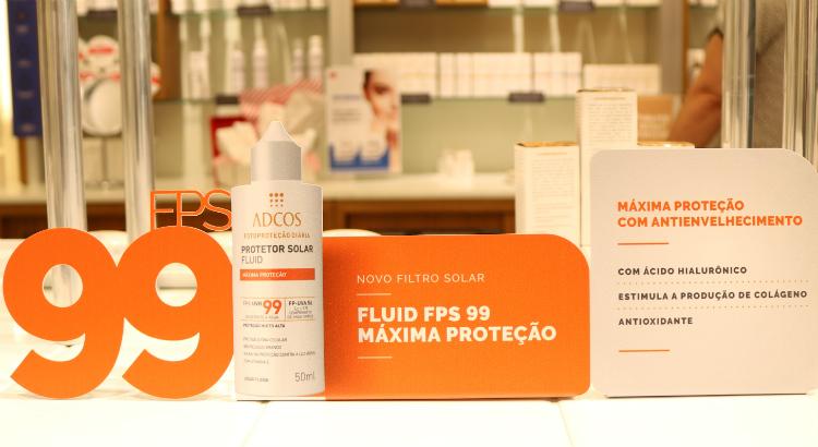 Adcos lança protetor solar com antienvelhecimento   RioMar Recife cc7df3a44d